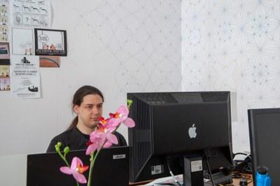 Frank Treichl, Netzwerk-Technik