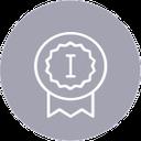 Icon professionell nachhaltig