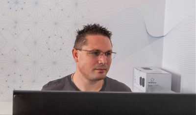 Portrait Alex to Network Engineering