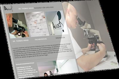 Website Dr. Akkad