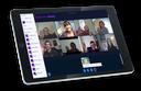 X-Net hostet BigBlueButton Tablet (PNG)