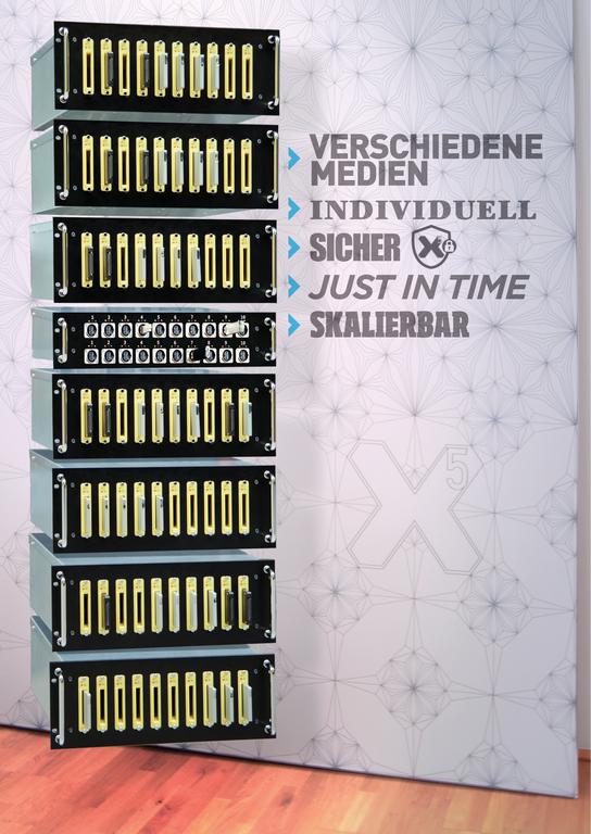 X5 Charakteristika